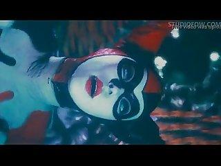 Tentacles fuck Harley Quinn hentai