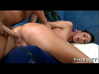 Xxx massage movie scene