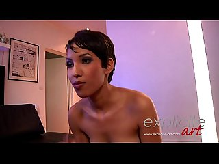 Arabic beauty jasmine as an Escort girl pov threesome