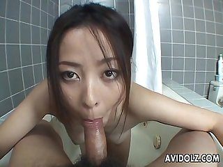 Pov blowjob with Reo Matsuzaka!