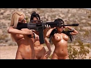 Nude Girls With Guns MV
