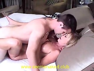 Hot milf getting fucked by a hard cock