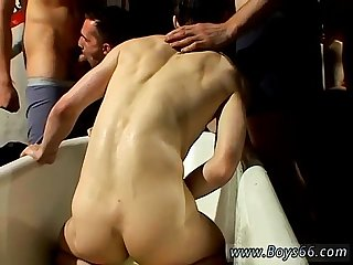 Gay black vs emo amateur first time Frat Piss: Kaleb Scott!