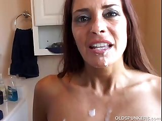 Beautiful milf cheyenne hunter loves to fuck