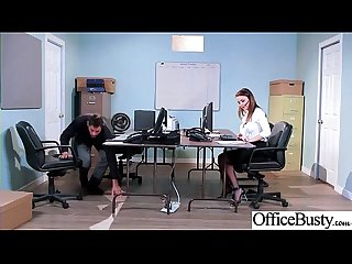 Office girl dillion harper with big round melon tits like sex mov 23