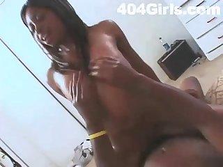 Black amateur ex girlfriend getting fucked