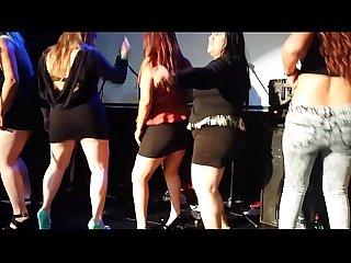 Culonas putonas Bailando Rico