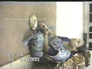 Indian Aunty 1995 S Ex tape
