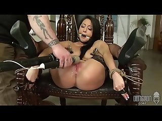 Babe Punishment Bondage HD Video BDSM DELECTATIO LACRIMIS