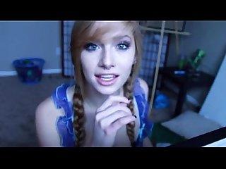 Redhead amateur bj