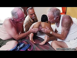 Japanese old man creampies young asian first time duke had come