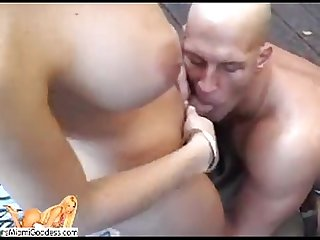 Hot sex with a tranny!