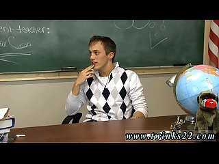 Giantess porn videos and shrunken men teacher is sitting at his desk