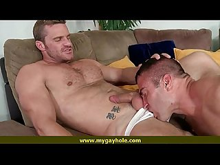 Hard cock tension wanking and sucking 32