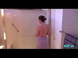 Mom and son in the bathroom free family sex videos at filf in