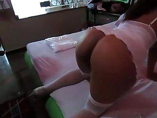 Amalisedin colocando camisinha em mauriciogalante