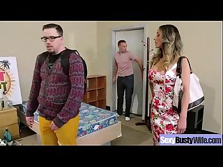 Mommy Nadia styles with huge juggs banged hard mov 26