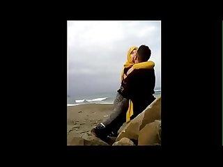 Sex hijab fel b7arr