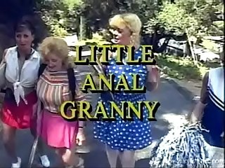 Little Anal Granny.Full Movie :Kitty Foxxx, Anna Lisa, Candy Cooze,..