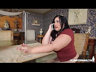 besar pantat besar wanita gemuk milf becki kupu-kupu