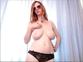 Ginger with big