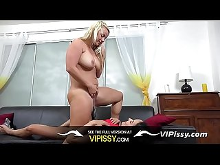Vipissy lesbian piss drinking and pussy play for francys belle and lilith