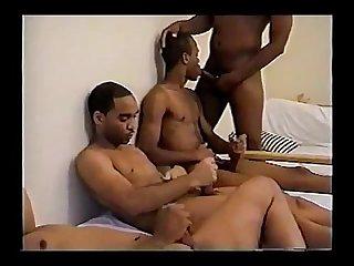 Black dicks cumming