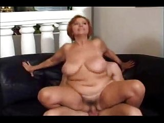 Fucking Your BBW Grandma
