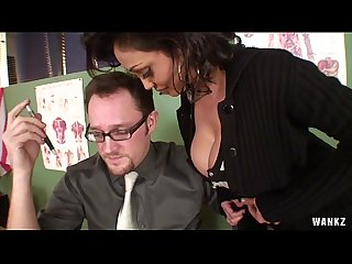 Priya rai banged in a classroom