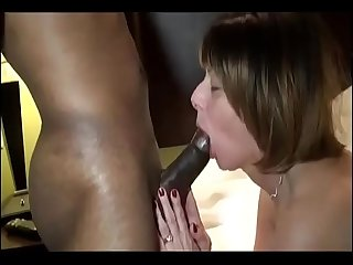 Milf rimming anal and squirting with my bbc