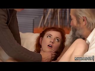 Bad daddy and old french Unexpected experience with an older gentleman