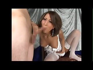 asian mistress pissing and pussylicking to slave