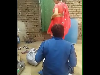 INDIAN HIJRA HIP AND NAVEL SHOW 9