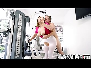 Mofos - I Know That Girl - (Ivy Rose) - Athletic Brunettes Perfect DDDs