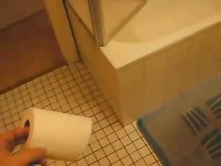 Amateur Toilet Facial