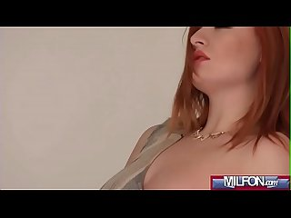 Russian MILF gags on English cock(Eva Berger) 01 vid-13