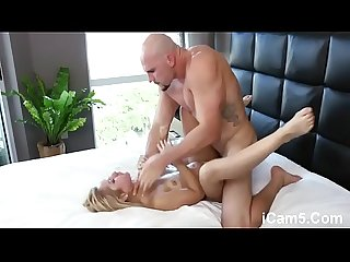 Spying And Fucking My Teen Step-Sister