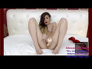 see this what a horny fucking sexy babe live part 1 (119)
