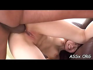 Oral stimulation from asian babe in upskirt