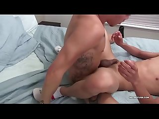 Young Blake Gets Fucked Raw