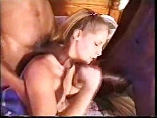 Porno - Mega Cocks - Black - Tight Pussy White Girl Painfully Fucking 3 Monsters