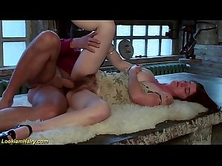 extreme hairy german milf fucked