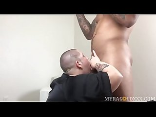Quick Fuck, Blow Job, And Facial