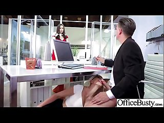 Busty Office Girl (gigi allens) Get Busy In Hardcore Sex Scene clip-18