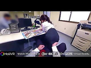 [HOLIVR] JAV VR Porn : Office Power Harassment