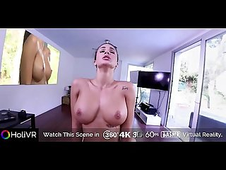 [HOLIVR] Stuning Sexy Model Fucks Photographer